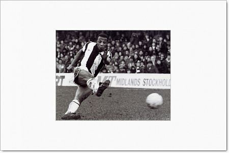 Hawthorns Hero. West Bromwich Albion Hawthorns Hero