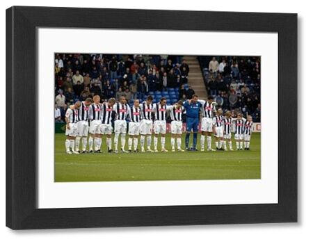 In remembrance. Albion 0 Norwich City 1, 11 November 2006