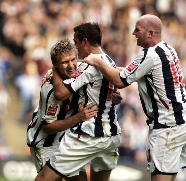 Albion 4 Leeds United 2, 30 September 2006