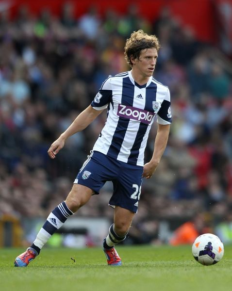 Billy Jones, West Bromwich Albion