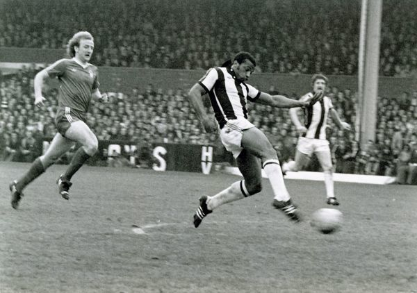 Albion 2 Nottingham Forest 0, March 11 1978