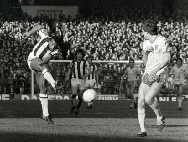 Albion 1 Norwich City 0, February 13 1982