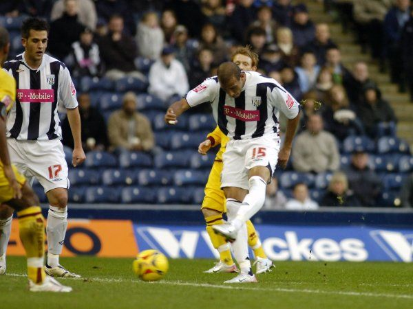Albion 3 Burnley 0, 18 November 2006