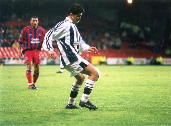 Crystal Palace v Albion, 26 October 1999
