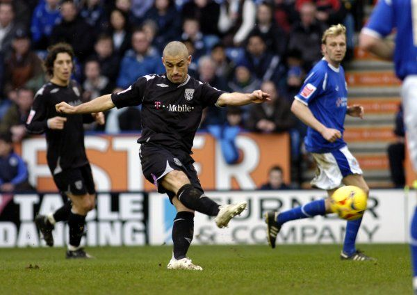 Leicester City 1 Albion 1, 24 February 2007