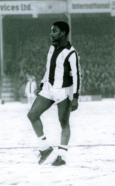 Laurie Cunningham. Albion 3 Bristol City 1, 1 January 1979