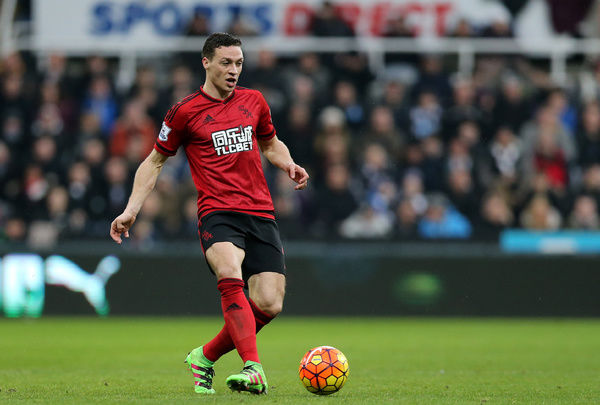 James Chester of West Bromwich Albion