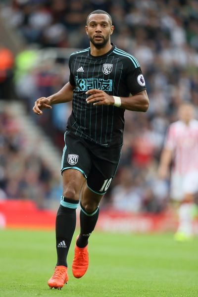 SOCCER : English Premier League - Stoke City v West Bromwich Albion