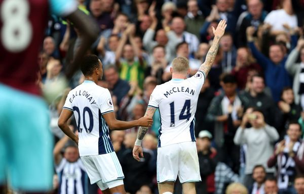 SOCCER - Premier League - West Bromwich Albion v West Ham United