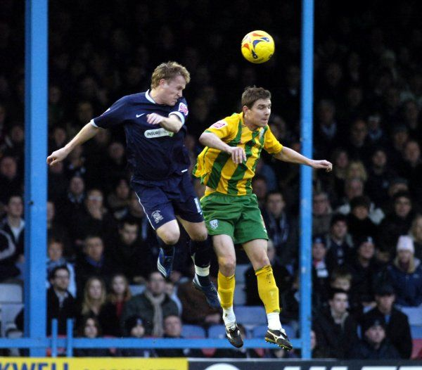 Southend United 3 Albion 1, 1 January 2007