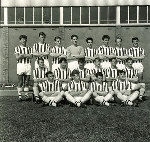1963/64 team group