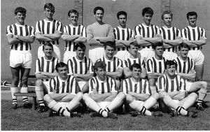 1964/65 first team squad