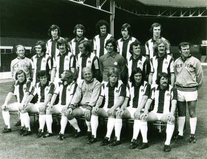 1973/74 team group