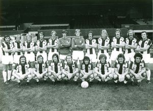 1975/6 team group