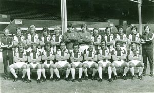 1975/76 playing squad
