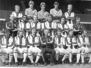 1977/78 team group