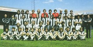 1978/79 playing squad
