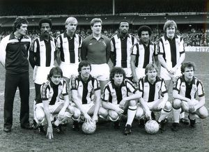 1980/81 team group