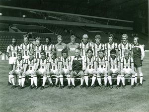 1982/83 team group