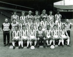 1985/86 team group