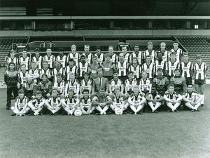 1988/89 team group