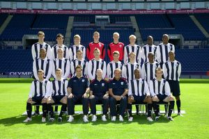 2006/07 Albion youth squad