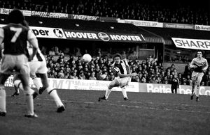 Action Man Ally shoots for goal