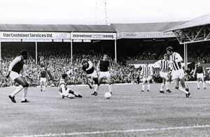 Albion v West Ham United, 12 September 1970