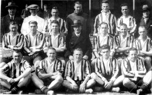 Albion's 1934/35 side