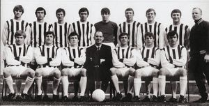 Albion's 1970 Football League Cup final squad