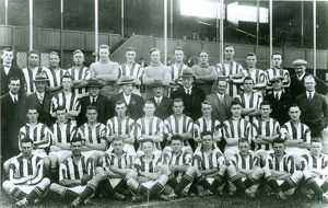 Albion's double winning squad 1930/31