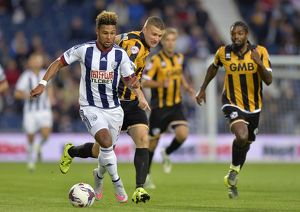 <b>25.8.15 WBA v Port Vale</b><br>Selection of 8 items
