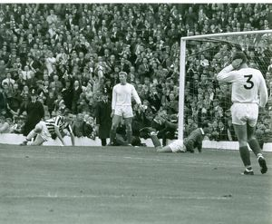 Astle scores his third of the game