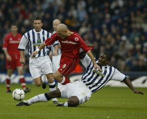 Barclaycard Premiership - West Bromwich Albion v Middlesbrough - The Hawthorns