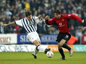 Barclaycard Premiership - West Bromwich Albion v Manchester United - The Hawthorns