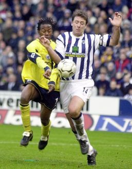Barclaycard Premiership - West Bromwich Albion v Bolton - The Hawthorns