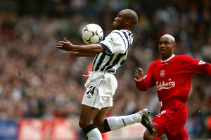 Barclaycard Premiership - West Bromwich Albion v Liverpool - The Hawthorns