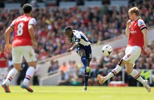 Barclays Premier League - Arsenal v West Bromwich Albion - Emirates Stadium
