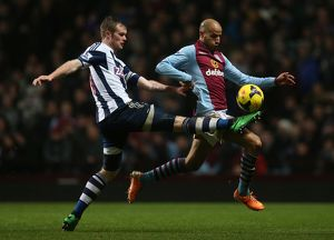 <b>Aston Villa v West Bromwich Albion : Villa Park : 29-01-2014</b><br>Selection of 3 items