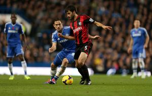 <b>Chelsea v West Bromwich Albion : Stamford Bridge : 09-11-2013</b><br>Selection of 2 items