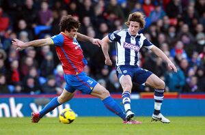 <b>Crystal Palace v West Bromwich Albion : Selhurst Park : 09-02-2014</b><br>Selection of 1 items