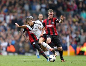 Barclays Premier League - Fulham v West Bromwich Albion - Craven Cottage