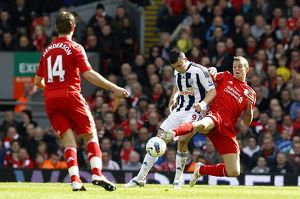 Barclays Premier League - Liverpool v West Bromwich Albion - Anfield