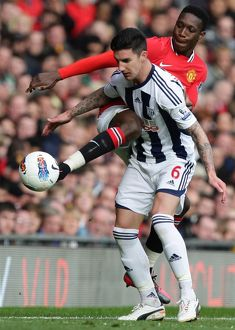 Barclays Premier League - Manchester United v West Bromwich Albion - Old Trafford