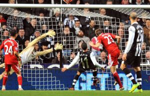 Barclays Premier League - Newcastle United v West Bromwich Albion - Sports Direct Arena