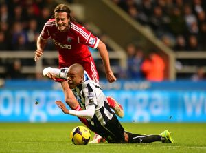 Barclays Premier League - Newcastle United v West Bromwich Albion - St James' Park