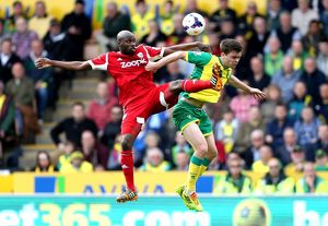 Barclays Premier League - Norwich City v West Bromwich Albion - Carrow Road