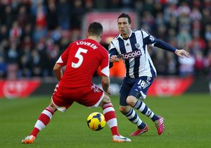 Barclays Premier League - Southampton v West Bromwich Albion - St Mary's