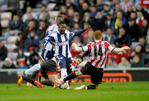 Barclays Premier League - Sunderland v West Bromwich Albion - Stadium of Light