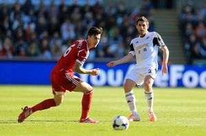 Barclays Premier League - Swansea City v West Bromwich Albion - Liberty Stadium